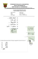 soal b. arab kls 7 mid 2011_2.docx