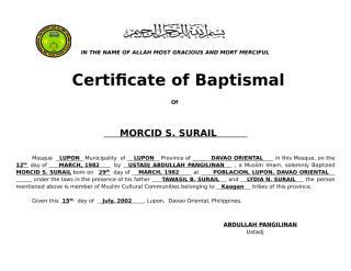 baptismal certificate.doc