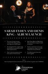 Sarah Eyden and Denis King - Album launch.pdf