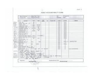 Asset accountability form-Marilyn Diana  08-02-10.docx