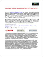 Lubricant Additives Market.pdf