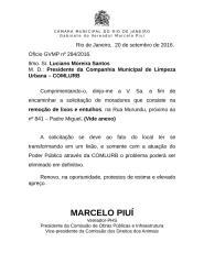 oficio 284-16 - comlurb - remoção de entulhos - murundu.doc