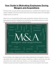 Your Guide to Motivating Employees During Mergers and Acquisitions.pdf