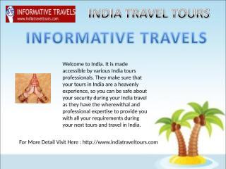 Tours In India.pdf