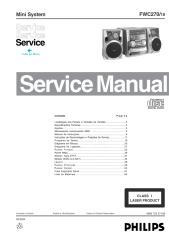 ESQUEMA DE SOM PHILIPS MOD. FWC270-19.pdf