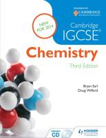 Cambridge IGCSE Chemistry - Earl, Bryan [SRG].pdf