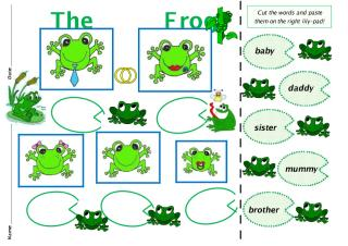 The Frog Family - colour.doc