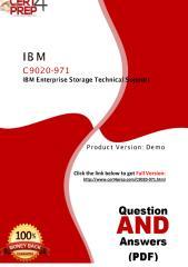 C9020-971 IBM Professional Certification Test Questions.pdf