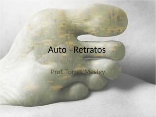 AutoRetratos.ppt