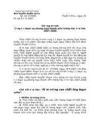 CT Cong tac Doan truong hoc 2007-2008.doc