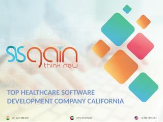 Top Healthcare Software Development Company California.pptx