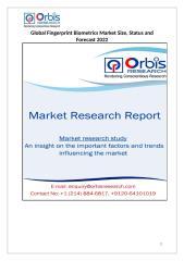 Global Fingerprint Biometrics Market.docx