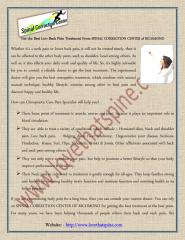 Back Pain Treatment in Richmond VA.pdf