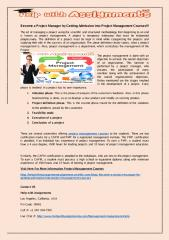 Become a Project Manager by Getting Admission into Project Management Courses.pdf