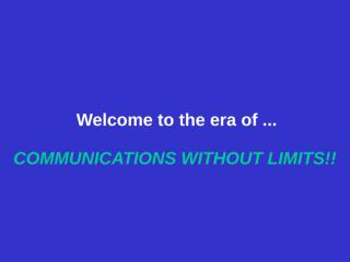 simple communications.pps
