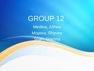 Group 12.ppt
