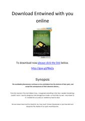 Download Entwined with you online.pdf