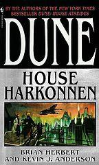 Kuća Harkonnen - Herbert, Brian.epub