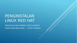 Persentasi Red Hat.pptx