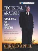 Technical Analysis - Power Tools for Active Investors.pdf