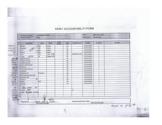 Asset accountability form-Jerreh Mae Oriola  03-05-10.docx